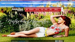 Natasha Hamilton Official Website2